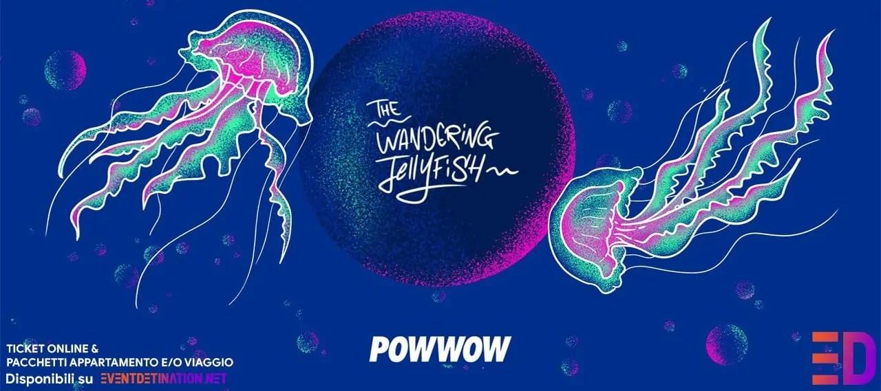 Pow wow Festival 19 – 24 Luglio 2020 Zrce Beach Pag Croazia