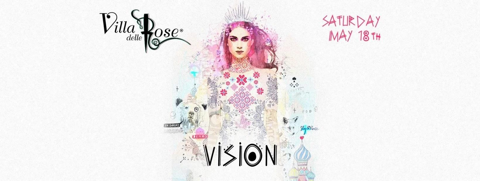 Villa delle Rose Sabato 18 Maggio 2019 + Prezzi Ticket/Biglietti/Prevendite 18APP Tavoli Pacchetti hotel
