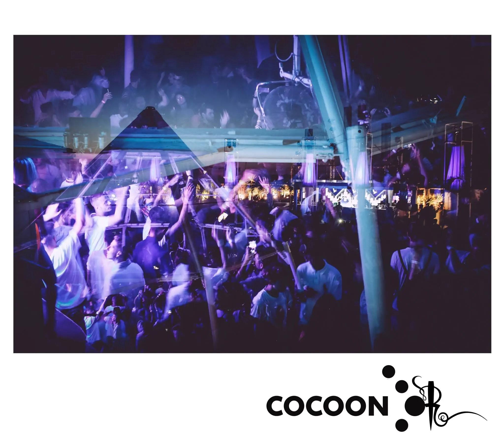 Cocoon Party Opening Villa delle Rose Mercoledì 10 Luglio 2019 + Prezzi Ticket/Biglietti/Prevendite 18APP Tavoli Pacchetti hotel