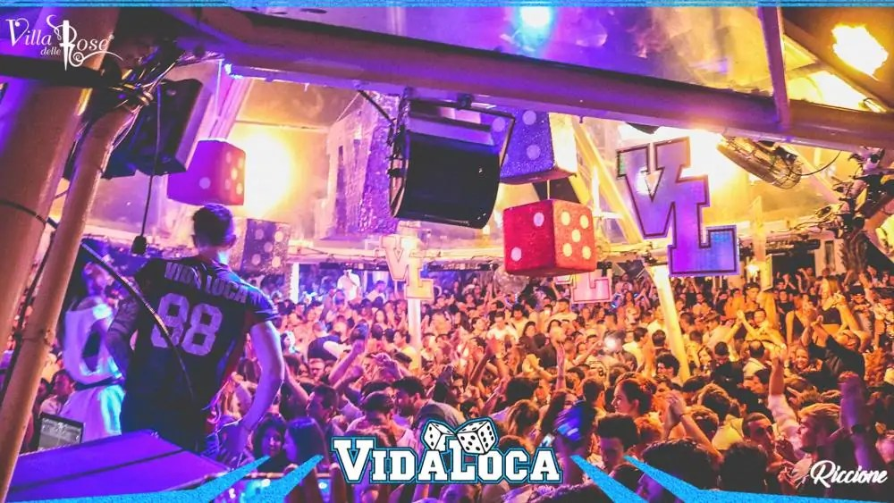 VIDA LOCA Villa delle Rose Opening Party Domenica 23 06 2019 + Prezzi Ticket/Biglietti/Prevendite 18APP Tavoli Pacchetti hotel