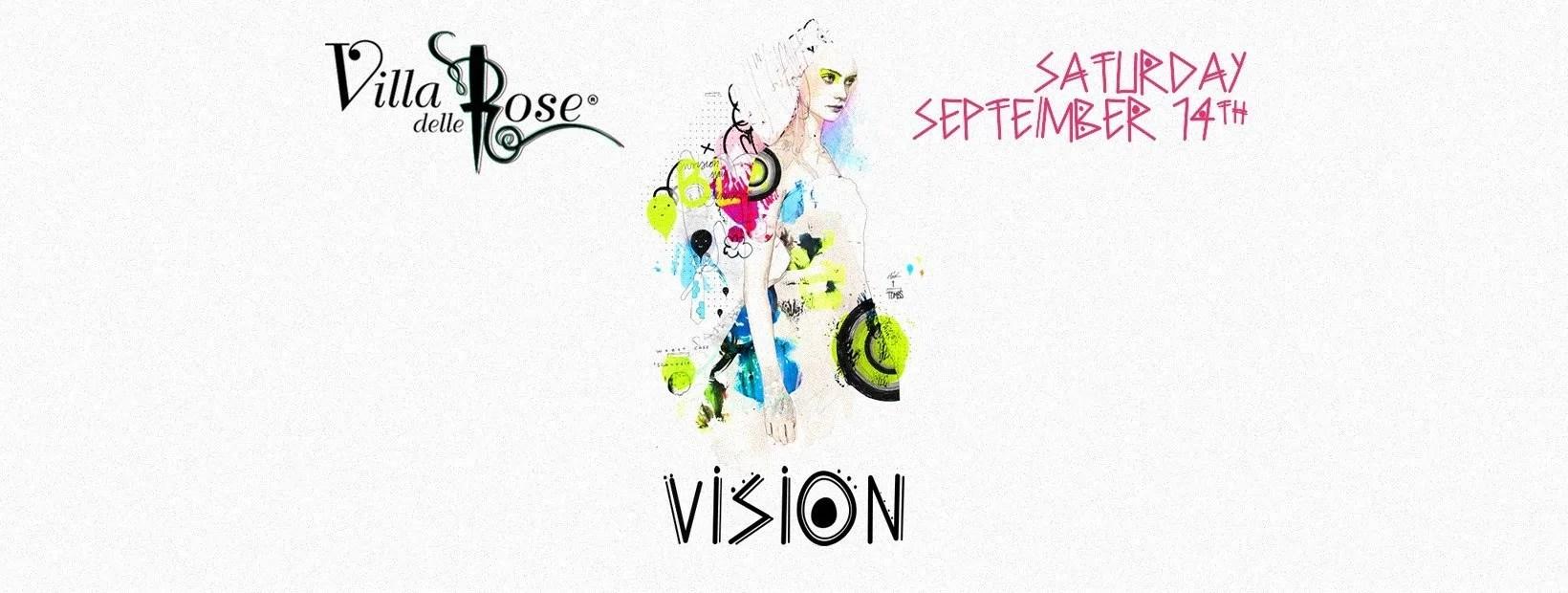 Villa delle Rose Sabato 14 09 2019 Vision