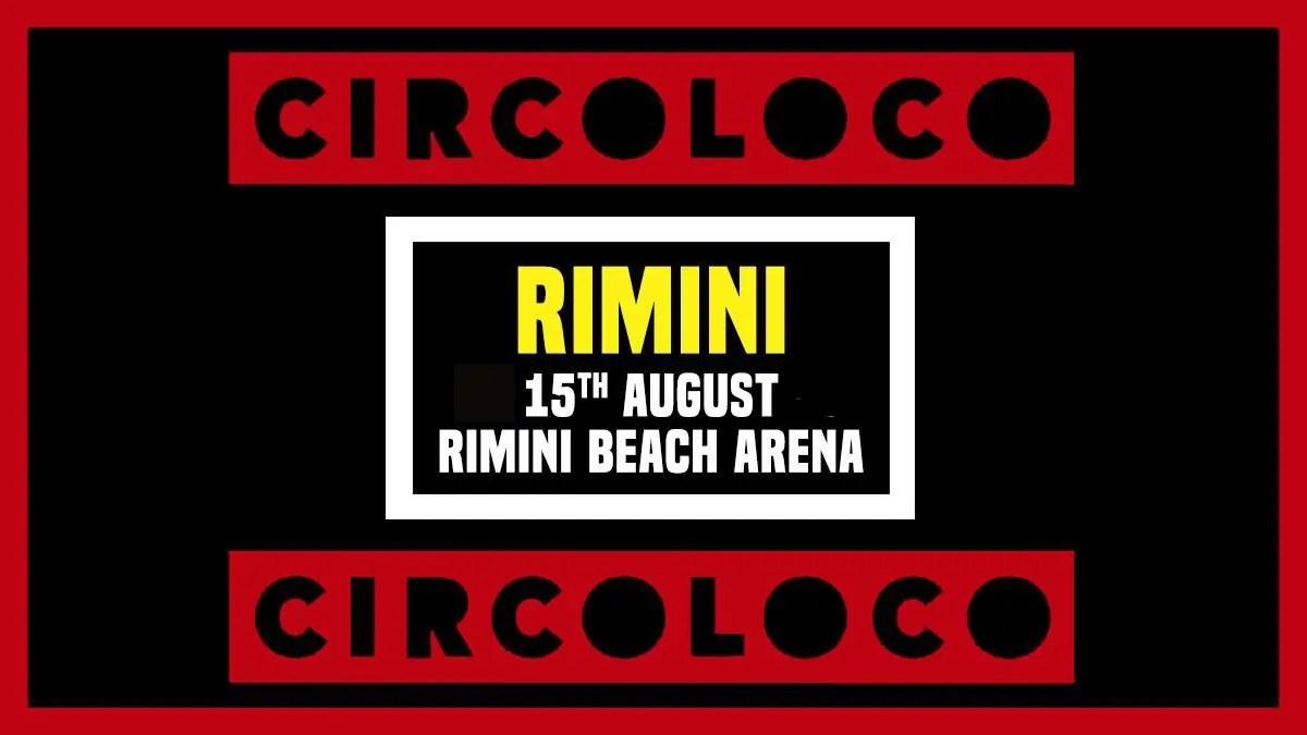 CIRCOLOCO RIMINI 2021