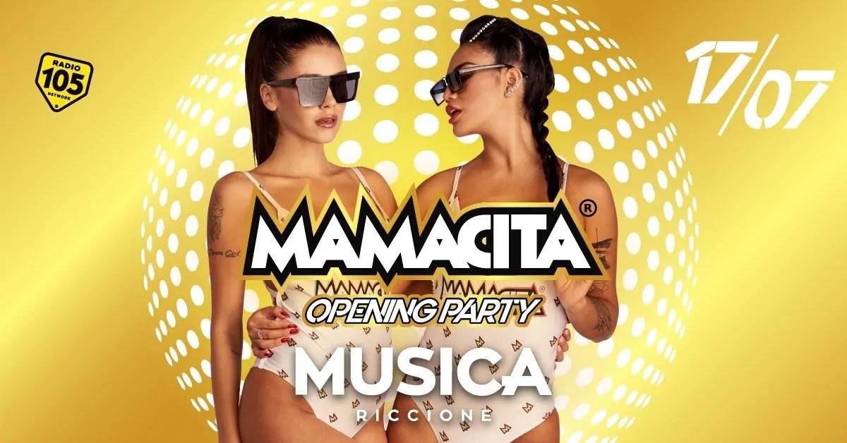 Mamacita Musica Riccione 17 07 2020