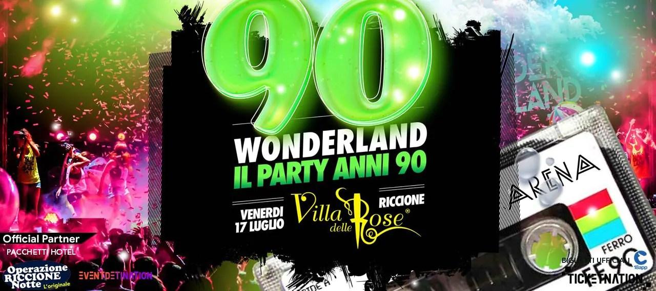 90 WonderlanD Villa Delle Rose 17 07 2020