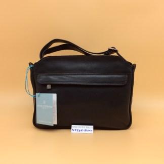 Nova Leather Bag. N554. Black