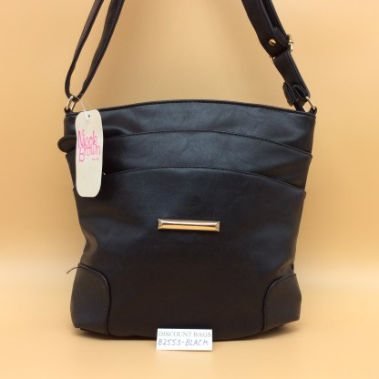 Nicole Fashion Bag. 2553. Black