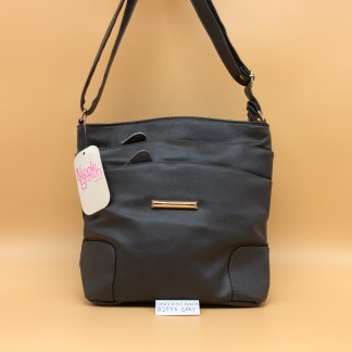 Nicole Fashion Bag. 2553.Grey