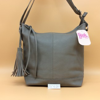 Nicole Fashion Bag.106. Grey
