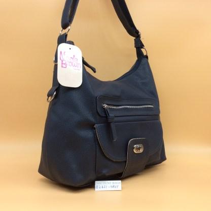 Nicole Fashion Bag. 2421. Navy