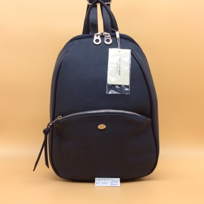 David Jones Rucksack DJ3715. Navy