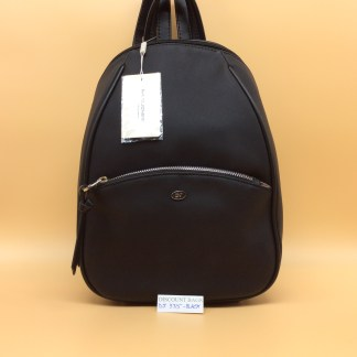 David Jones Rucksack DJ3715. Black