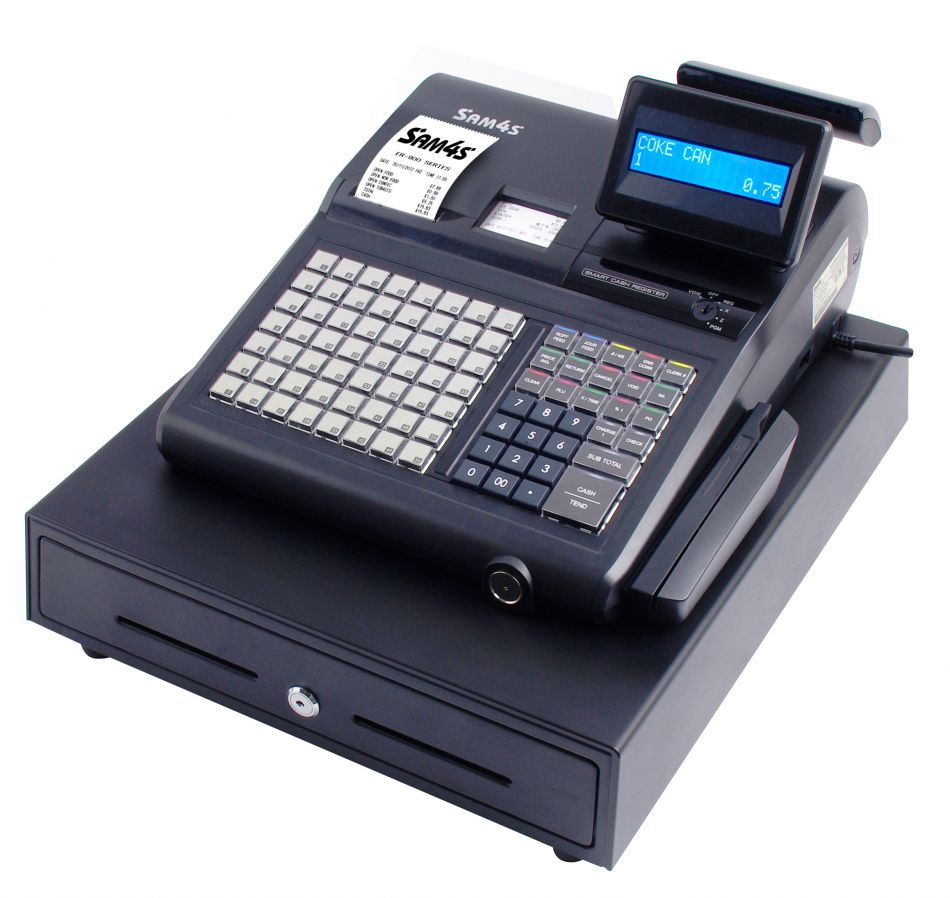 Scanners Barcode Registers Cash