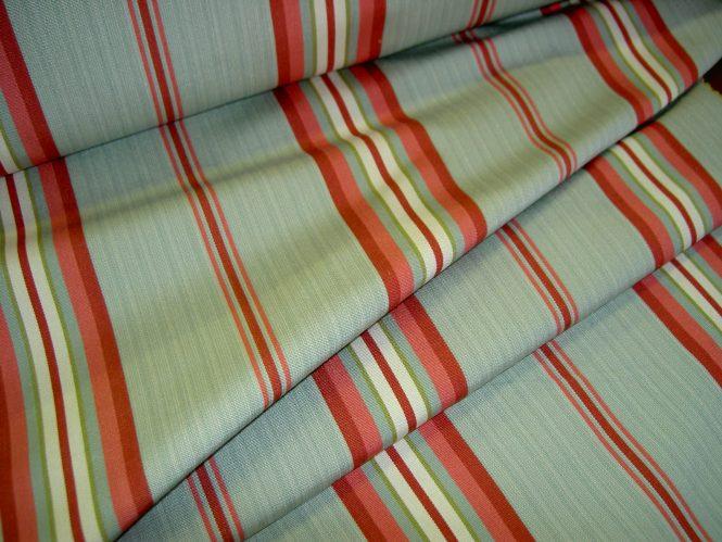 Night Ottoman Striped Home Decor Fabric
