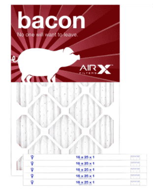 try our new bacon scented air filter! make your home smell like ...