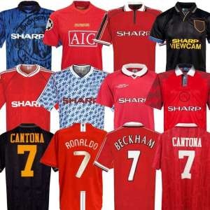 Manchester United Retro Jerseys