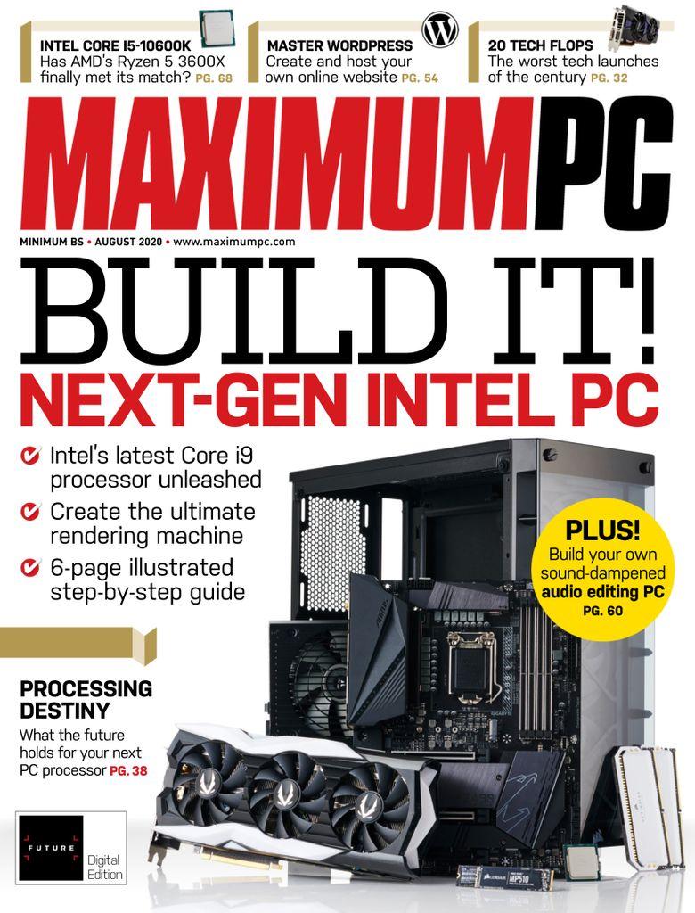 Maximum PC (Digital)