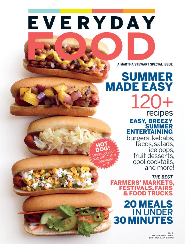 Martha Stewart Everyday Food