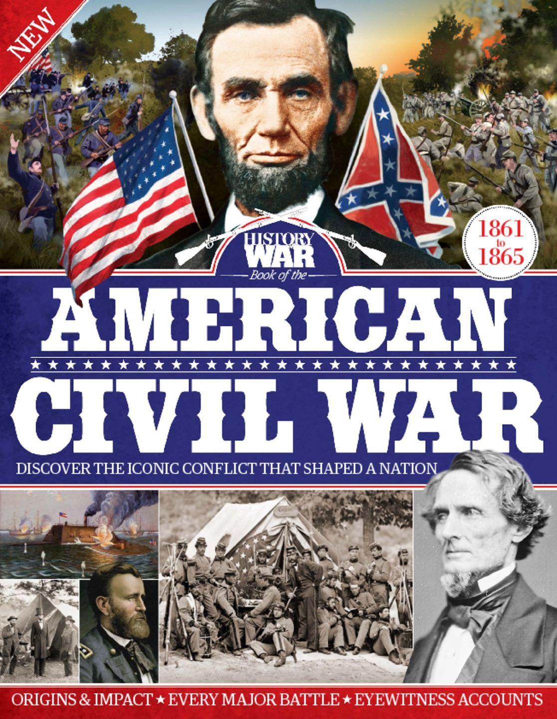 History Of War Book Of The American Civil War Magazine