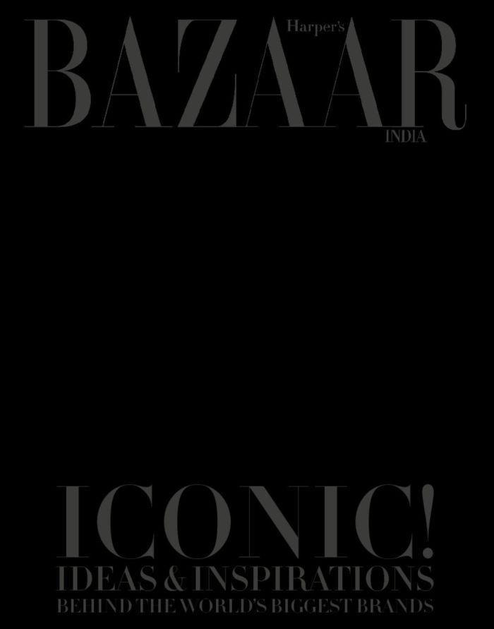 Harper?s Bazaar India-Iconic! Ideas & Inspirations Behind The World?s Biggest Brand (Digital)