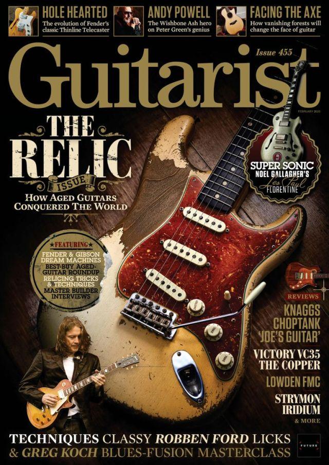 Guitarist (Digital)