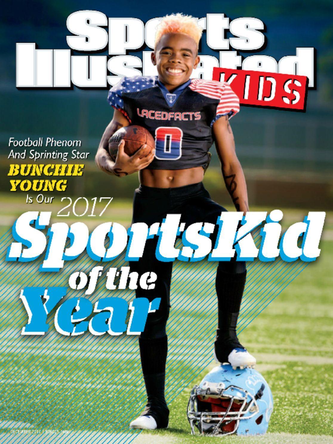 Sports Illustrated Kids Magazine Introducing Children To