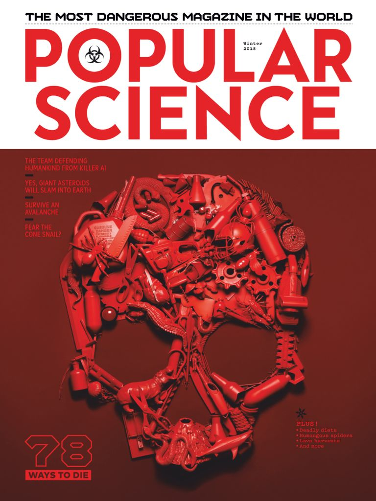 Popular Science Magazine The Future Now DiscountMagscom