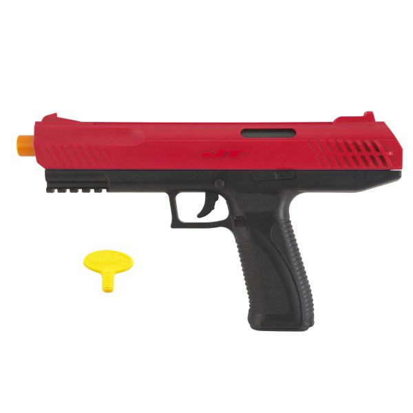 JT SplatMaster z100 .50 Caliber Pistol Red - Bulk Package