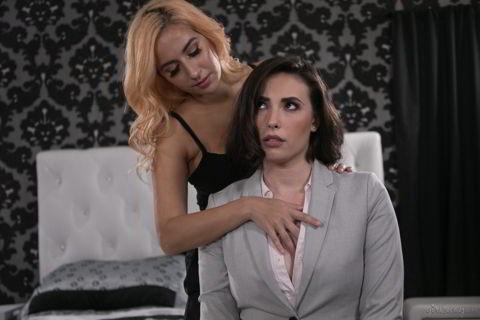 April ONeil, Casey Calvert - The Real Estate Agent - girlsway.com discount