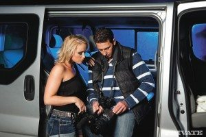 Kathy Campbel does backdoor in the backseat 2