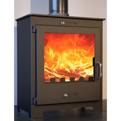 Mercury Modern 5kw Log Burner