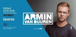 Special guest Armin van Buuren Venerdi 20 Luglio discoteca Cocorico Riccione