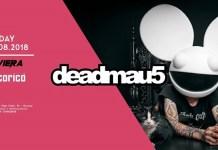Venerdi 3 Agosto 2018 al Cocorico arriva Deadmau5