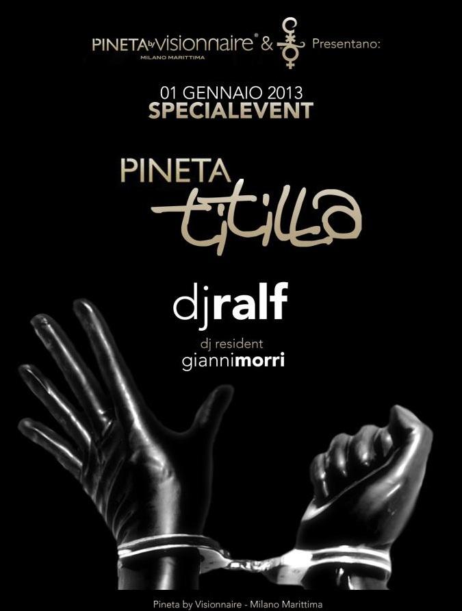 1 Gennaio 2013 Pineta e Cocorico presentano Pineta Titilla