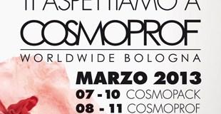 Cosmoprof 2013 Baia Imperiale Domenica 10 Marzo