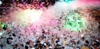 Sabato 7 Giugno 1° Schiuma Party Estate 2014 Baia Imperiale