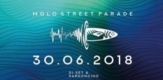 La Molo Street Parade 2018 si svolgerà sabato 30 giugno a Rimini