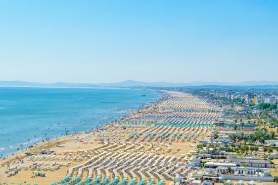 Panorama di Rimini