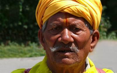 Norbert Klora, India, 2007