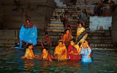 Norbert Klora, India, 2002