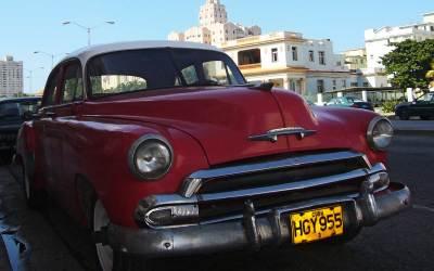 Norbert Klora, Cuba, 2009