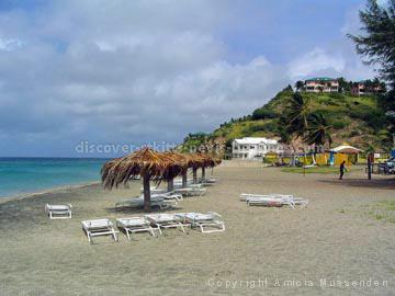 South Frigate Bay Beach, St. Kitts
