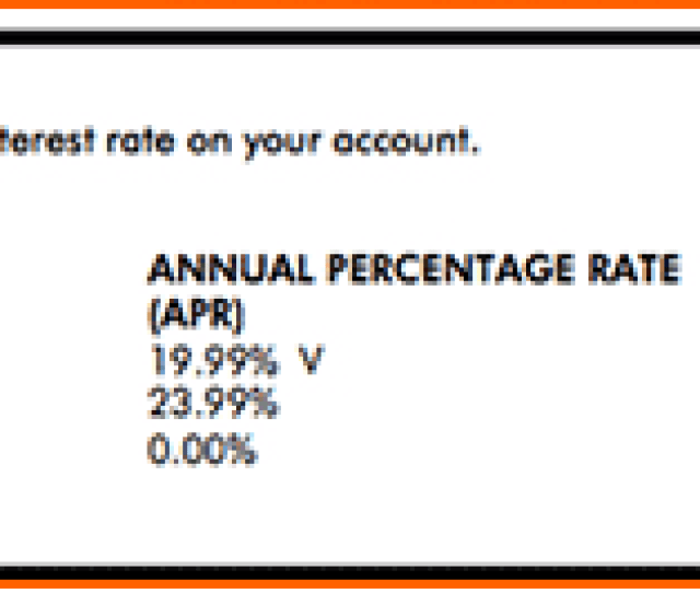 Interest Charge Calculation Credit Card Statement