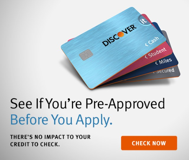 How Do I Become Pre Approved For A Credit Card
