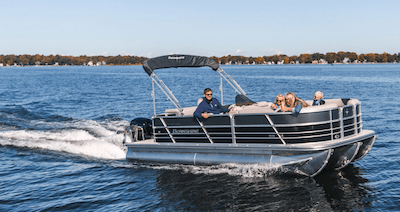12 cheap affordable pontoon boats