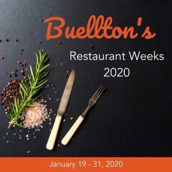 Discover Restaurant Weeks 2020