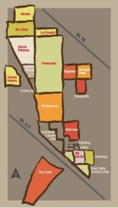 Cathedral City Neighborhoods