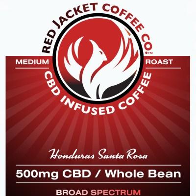Honduras Santa Rosa CBD Coffee