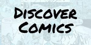 Discover Comics Card