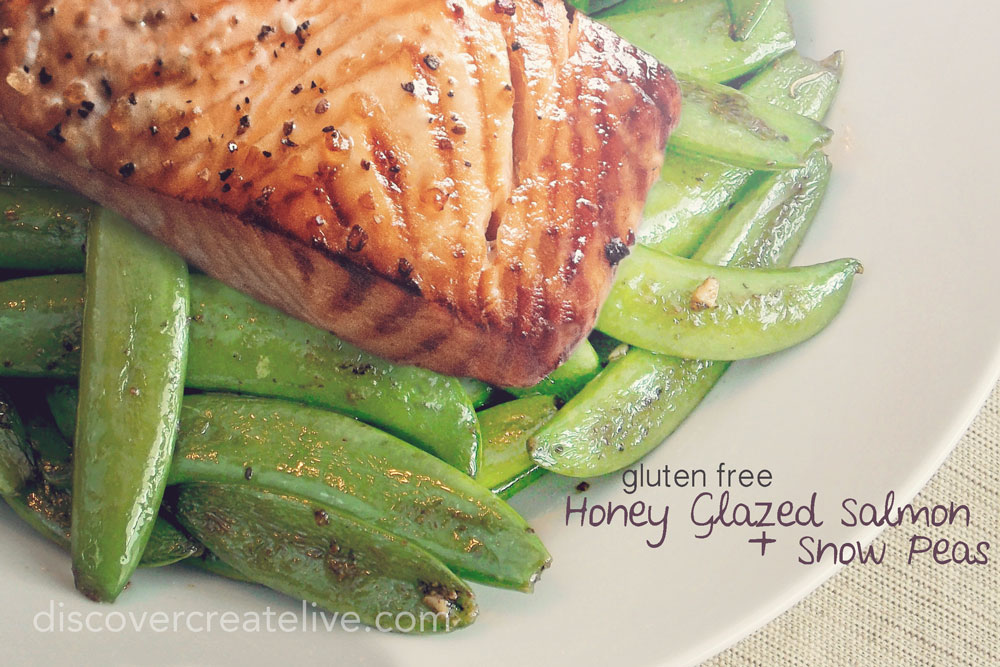 Gluten-Free-Honey-Glazed-Salmon-and-Snow-Peas-Recipe