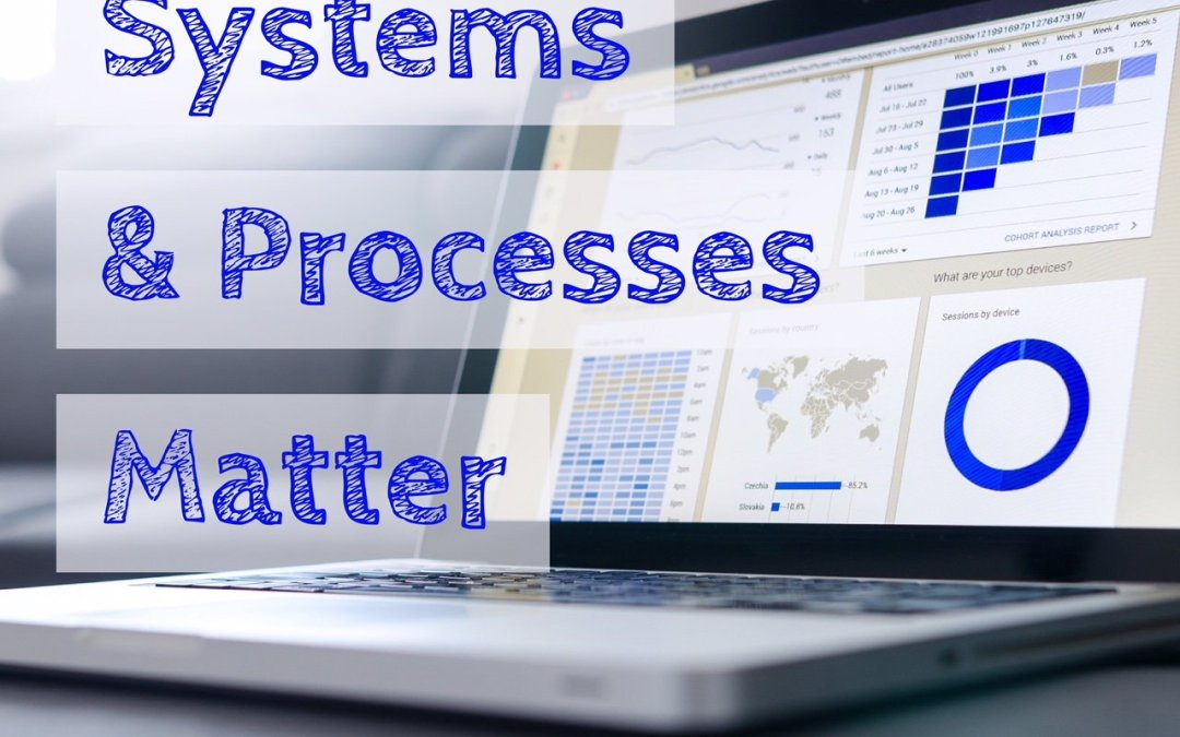 So You're A New Realtor, Pt. 5: Systems & Processes Matter